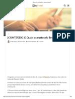 Quais são os custos do Tesouro Direto_.pdf