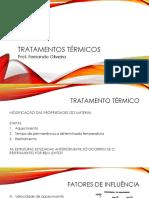 7. TRATAMENTOS TÉRMICOS PROVA