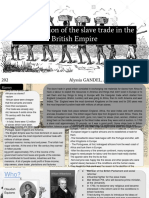 Abolition of the slave trade
