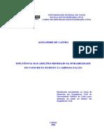 Pacelli - castro dissertacao carbonatação
