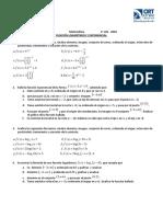 Función logaritmica y exponencial.