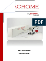 acrome-mycontrol-ball-beam-kit-User-Manual