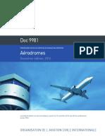 ICAO doc 9981 PANS-Aerodromes