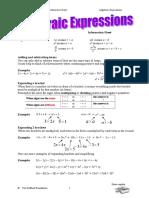 FSMQ Algebraic expressions.doc