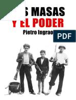 Colección Socialismo y Libertad - Pietro Ingrao - Las masas y el poder