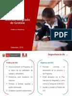 PPT DE Política y Objetivos