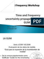 Traceability and uncertainty P2