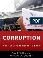 (What everyone needs to know) Christopher Daase, James W. Davis - Corruption _ what everyone needs to know-Oxford University Press (2017)