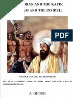 [A_Ghosh]_The_Koran_and_The_Kafir