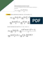 upel derivadas