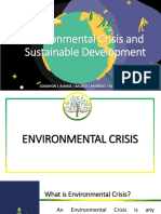 Environmental Crisis and Sustainable Development.pptx