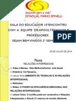 Apresentação Inteligencia Emocional10c2ba-encontro-relac3a7c3b5es-interpessoais