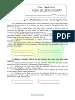 B.1 - Teste Diagnóstico - Ecossistemas (1)