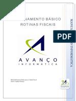Treinamento Básico Rotinas Fiscais - 131590 treinamento basico rotinas fiscais.pdf