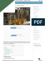 Análisis de Lubricantes Detección de Partículas Metálicas