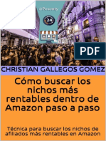 Cómo buscar los nichos más rentables dentro de Amazon paso a paso - Christian Gallegos.pdf