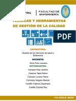 TÉCNICAS Y HERRAMIENTAS DE LA CALIDAD-FINAL