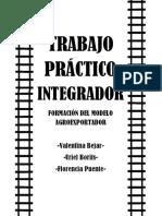 TP integrador Formación del modelo agroexportador