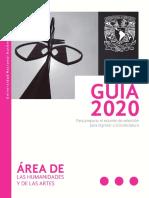 Guía Unam Área 4 2020