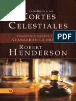 La Entrada a Las Cortes Celesti - Robert Henderson