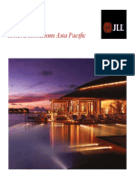 JLL - Hotel Destinations Asia Pacific - 2014