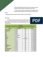 Distribución de Frecuencias. Estadística I