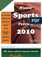 Delphos Herald -Wintersports Preview