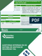 131V06-V2 AUDITORÍAS INTERNAS EN UN SG DE SEGURIDAD VIAL. SGSV. NTC ISO 39001