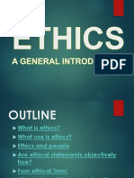 ETHICS INTRO BACKGROUND