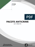 Pacote Anticrime Nov