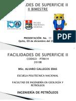 2019B FACILIDADES II, (11) Métodos Tratamiento