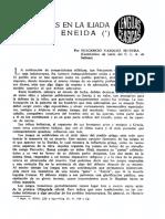 Juegos Fúnebres en la Ilíada y la Eneida - Fulgencio Vázquez Munera