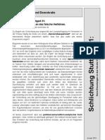 Schlichtung Stuttgart 21-Naive Erwartungen an das falsche Verfahren (aus der Sicht eines Politologen)