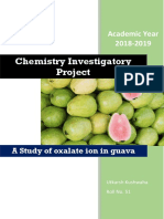 astudy of oxalate ion in guava-181008123338