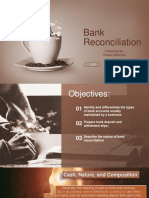 Bank Reconciliation and Steps in Bank Reconciliation