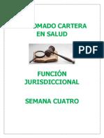 2.Función jurisdiccional y conciliación