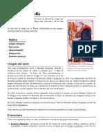 Tarot de Marsella -Wikip