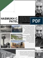 HASMUKH C