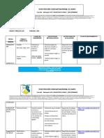 planeacion PRIMER PERIODO 2019 preescolar