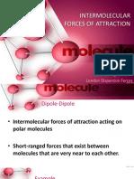 IMFA (INTERMOLECULAR FORCES ATTRACTION)