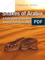 Snakes of Arabia