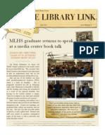 Fall Newsletter 2010