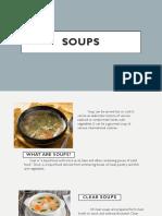 SOUPS.pptx