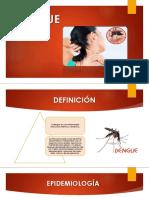 Dengue MODIFICADO EXPO