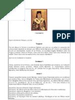 Acatistul Sf Nectarie