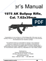 Bullpup Ak Manual