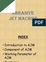 ABRASIVE JET MACHINING-1