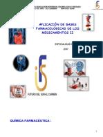 Aplicacion de bases Farmacologicas de medicamentos