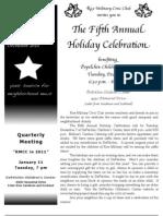 Rice Military News December 2010