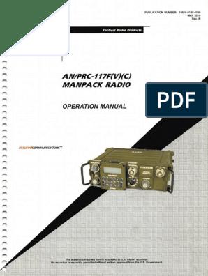 "Lot of 2 US GI Military OD Nylon Strap 1/"" W x 55/"" Long Communication Radio PRC"